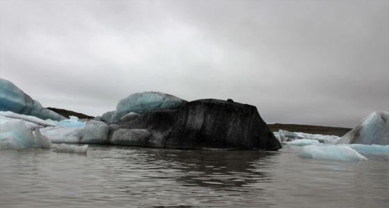Iceberg - Jökulsálón Glacial Lagoon