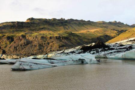 Sólheimarjökull Glacier