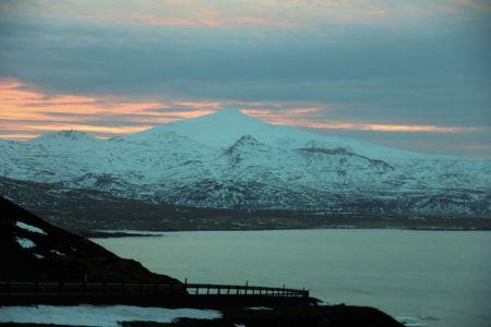 Snæfellsjökull seen from the Northside