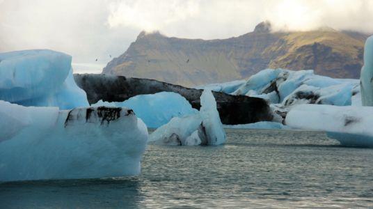 Jökulsá Glacial Lagoon