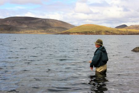 Fishing in the Highlands