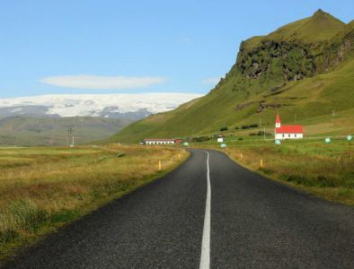 Mýrdalsjökull - a view